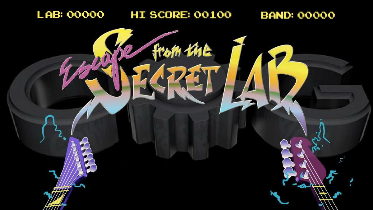 Escape from the Secret Lab: A Mad Musical Gameshow Where YOU Decide the Outcome!